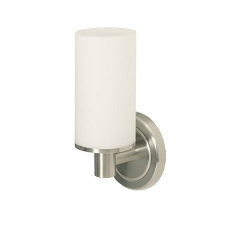 Gatco 1681 Latitude II Single Sconce Satin Nickel