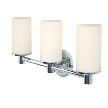 Gatco 1686 Latitude II Triple Sconce Chrome