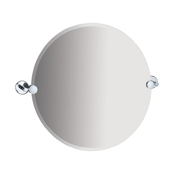 Gatco 4249R Latitude II Round Mirror Chrome