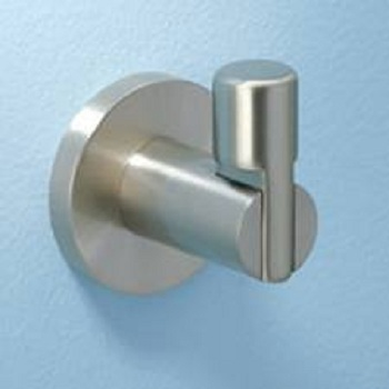 Gatco 4695 Robe Hook Satin Nickel