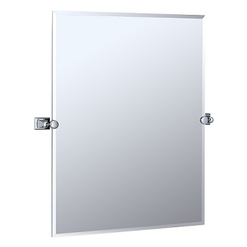 Gatco 4879S Philadelphia Rectangular Mirror Chrome
