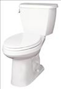 Gerber HE-21-812 Avalanche Elongated Toilet White