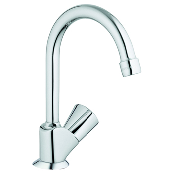 Grohe 20.179.001 Classic II Basin/Pillar Tap Kitchet Faucet - Starlight Chrome