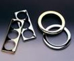 Jacuzzi� J869-845 Trim Ring Kit Oil Rubbed Bronze(Pictured in Chrome)