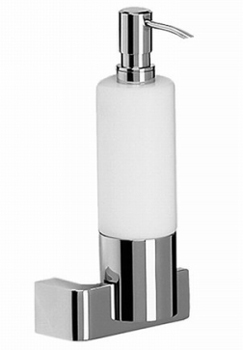 Jado 031/144/100 Glance Soap/Lotion Dispenser - Chrome