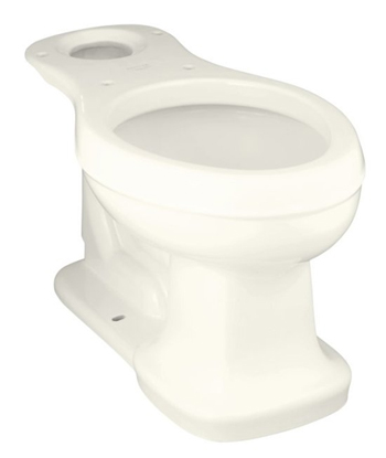 Kohler K-4281-96 Bancroft Comfort Height Elongated Toilet Bowl - Biscuit