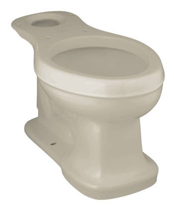 Kohler K-4281-G9  Bancroft Comfort Height Elongated Toilet Bowl - Sandbar