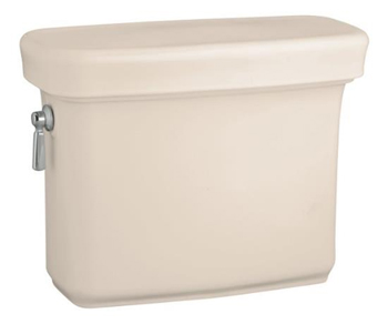 Kohler K-4633-55 Bancroft Toilet Tank - Innocent Blush
