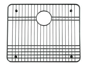 Kohler K-6013-7 Gilford Bottom Basin Wire Rack - Black
