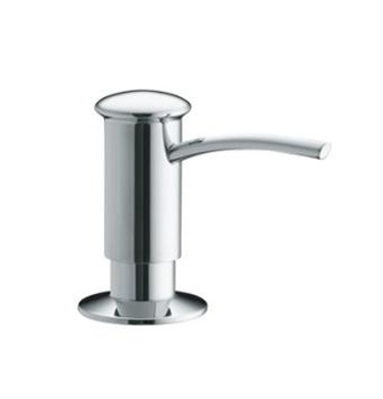 Kohler K-1895-C-VS Soap/Lotion Dispenser - Vibrant Stainless (Pictured in Chrome)
