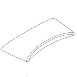 Kohler K-1010658-0 Cover Tank - White
