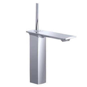 Kohler K 14761 4 Cp Stance Single Control Tall Lavatory Faucet Polished Chrome