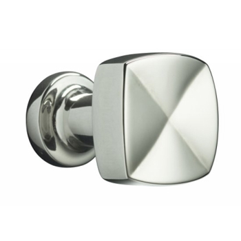 Kohler K-16262-SN Knob Cabinet Hardware - Polished Nickel