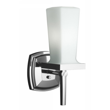 Kohler K-16268-CP Margaux Single Wall Sconce - Polished Chrome