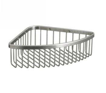 Kohler K-1897-2BZ Large Shower Basket - Oil Rubbed Bronze (Pictured in Stainless)