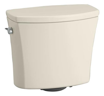 Kohler K-4474-47 Kelston Tank With 1.6 gpf - Almond