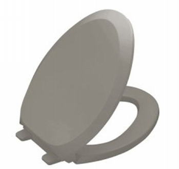 Awe Inspiring Kohler K 4713 K4 French Curve Quiet Close Quick Release Toilet Seat Cashmere Camellatalisay Diy Chair Ideas Camellatalisaycom