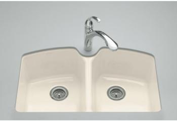 kohler k 6491 3u 47 tanager undercounter kitchen sink
