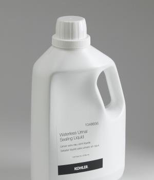 Kohler K-1048656 Waterless Urinal Liquid Sealer