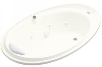 Kohler K-1110-0 Purist Whirlpool - White