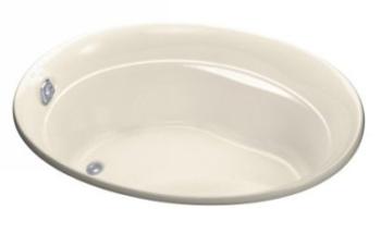 Kohler K-1183-47 Serif 5' Bath - Almond
