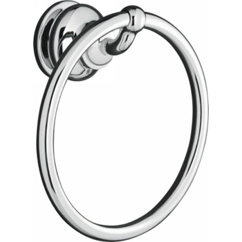 Kohler K-12165-CP Fairfax Towel Ring - Polished Chrome