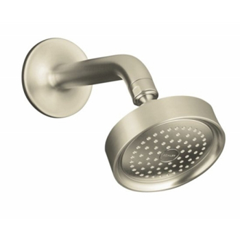 Kohler K-14418-BN Purist Single Function Showerhead - Brushed Nickel