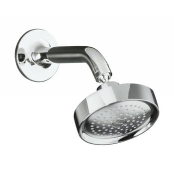 Kohler K-14418-CP Bancroft Single Function Showerhead - Polished Chrome
