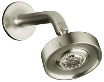 Kohler K-14425-SN Multi-Function Showerhead - Polished Nickel