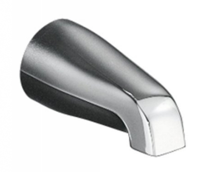 Kohler K-15135-S-CP Non-Diverter Bath Spout - Polished Chrome