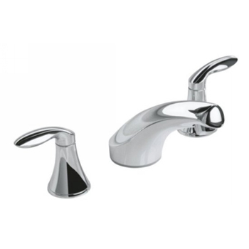 Kohler K-15265-4-CP Coralais Two-Handle Widespread Lavatory Faucet - Polished Chrome
