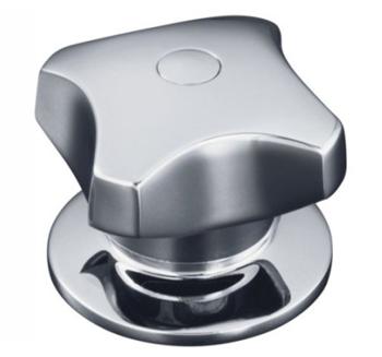 Kohler K-16012-2-CP Triton Standard Handles  - Polished Chrome