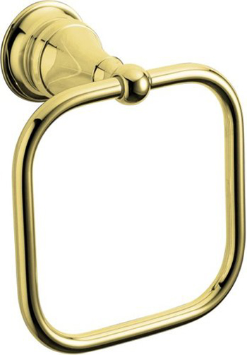 Kohler K-16140-PB Revival Towel Ring - Polished Brass