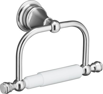 Kohler K-16141-CP Revival Toilet Tissue Holder - Polished Chrome