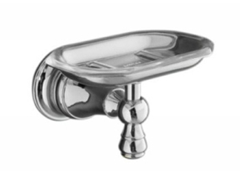 Kohler K-16142-CP Revival Soap Dish - Polished Chrome