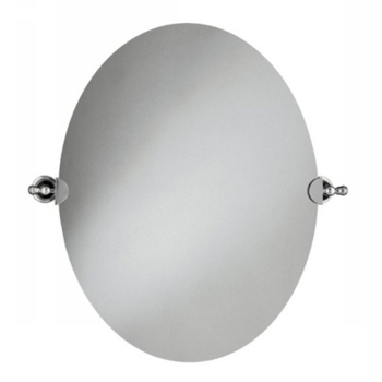 Kohler K-16145-CP Revival Oval Wall Mirror - Polished Chrome
