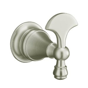 Kohler K-16146-BN Revival Robe Hook - Brushed Nickel
