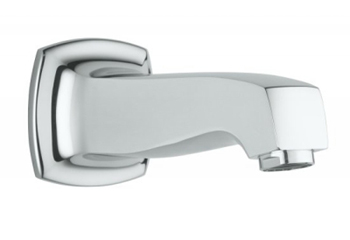 Kohler K-16246-CP Margaux Wall Mount Non-Diverter Bath Spout - Polished Chrome