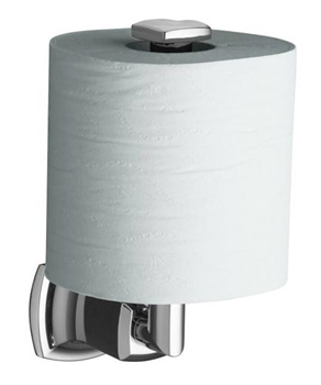Kohler K-16255-BV Margaux Toilet Tissue Holder - Brushed Bronze (Pictured in Polished Chrome)