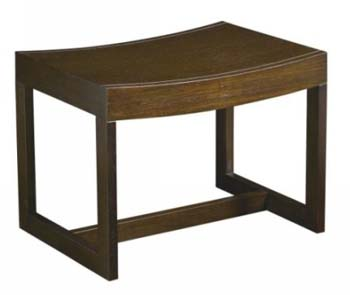 Kohler K-18596-F29 Escale Sitting Bench - Wenge