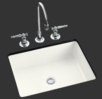 Kohler K 2330 0 Kathryn Undermount Lavatory Sink With Overflow White Faucetdepot Com