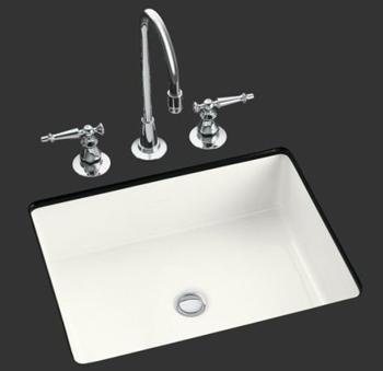Kohler K 2330 0 Kathryn Undermount Lavatory Sink With