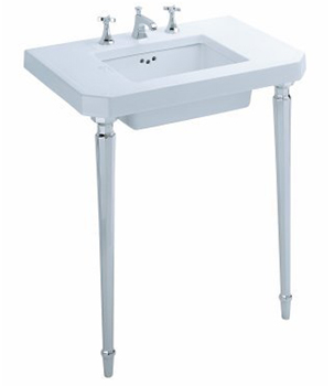 Kohler K-3020-0 Kathryn Fireclay Tabletop - White
