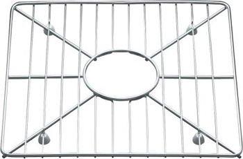 Kohler K-3142-ST Single Bowl Stainless Steel Basin Rack for select Poise Series Sinks - Stainless Steel
