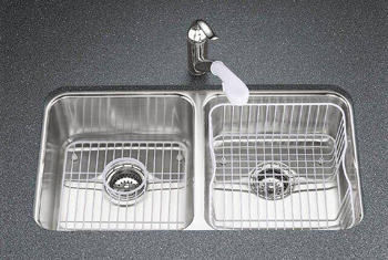 Kohler K 3350 Na Undertone Undercounter Double Compartment
