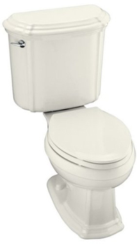 Kohler K-3591-96 Portrait Combination Toilet - Biscuit