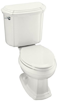 Kohler K-3591-U-0 Portrait Elongated Toilet - White
