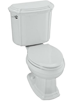 Kohler K-3591-0 Portrait Combination Toilet - White