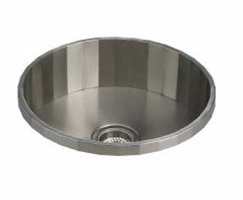 Kohler K-3674-NA Brinx Self-Rimming Entertainment Sink