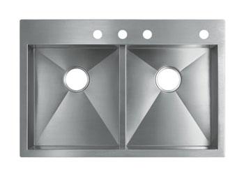 Kohler Vault Kitchen-Sinks-Undermount